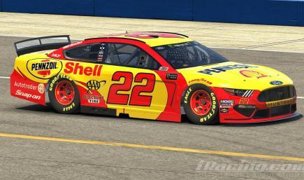Shell Pennzoil Throwback