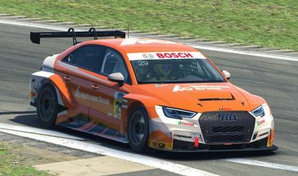 Hoffmann Group DTM 2019 - Audi RS 3 LMS
