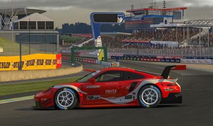 Coca-Cola Porsche RSR