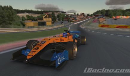 McLaren MCL34 - 2019 F1 Car