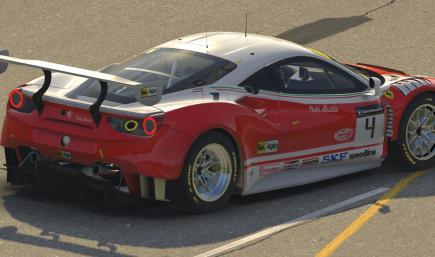 Ferrari GT3 Niki