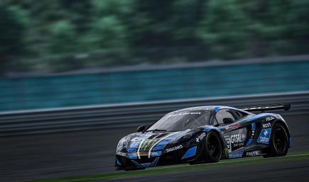 GTSRL McLaren MP4-12C GT3