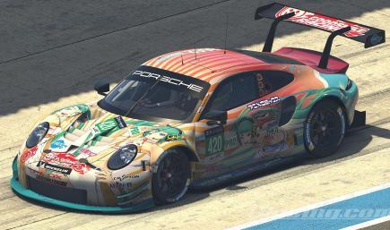 2010 Goodsmile Racing Hatsune Miku