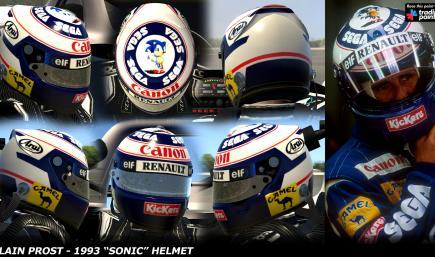 Alain Prost -