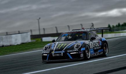 GTSRL Porsche 911 Cup