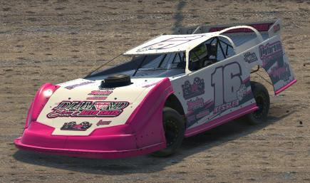 Zack Kessler 2019 Dirt Latemodel