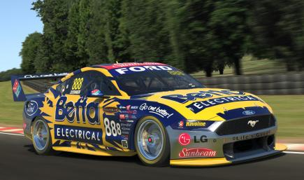 2006 Craig Lowndes Betta Electrical Ford