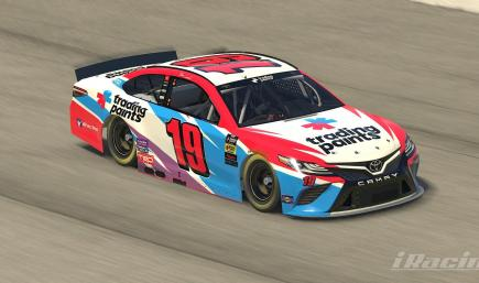 Trading Paints Color Camry (Number)