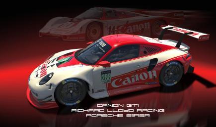 Canon 911 RSR