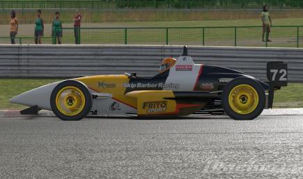 FritoSport Racing Team Skip Barber