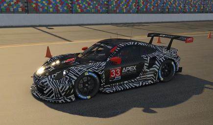 ApexSimRacing.com Porsche 911 RSR