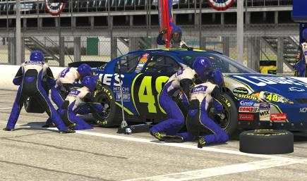 Jimmie Johnson 2006 Lowes