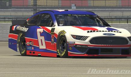 iRacing Ford Mustang