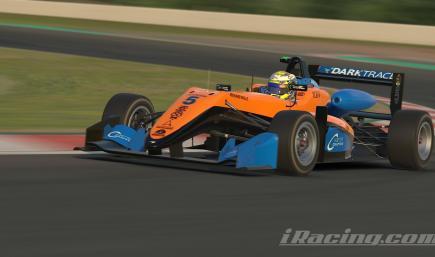McLaren MCL35 - 2020 F1 Car