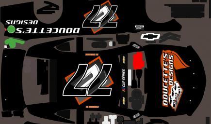 JR Weidman Doucettes Designs 2020 Chevrolet Camaro ZL1 Gen 6
