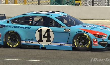 Ken Miles Le Mans Throwback