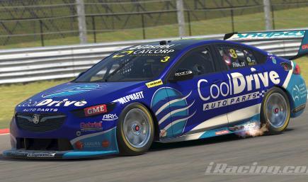 2020 Team CoolDrive Brad Jones Racing
