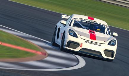2020 Porsche GTE Pro Livery