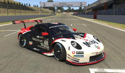 Porsche - TAG Heuer / Vodafone