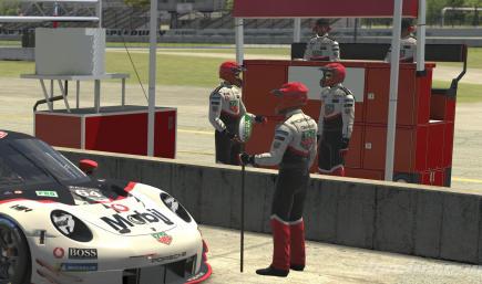 Porsche TAG Heuer - suit