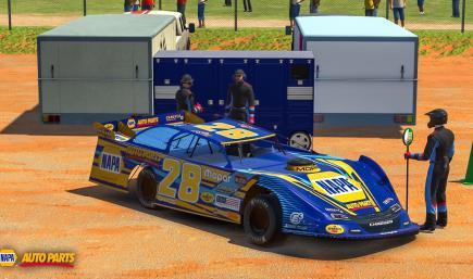 NAPA Racing - Ron Capps