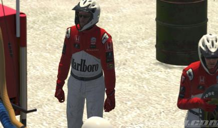 2020 Marlboro Alpinestars Racing suit