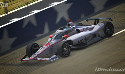 Will Power 2020 Verizon #12