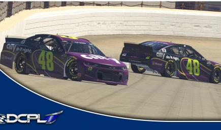 2020 Jimmie Johnson Ally Fictional - No Number