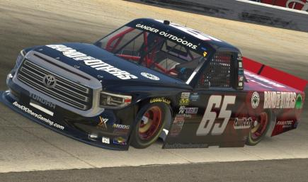Band of Others NASCAR Tundra