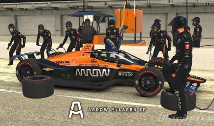 2020 Arrow McLaren SP - Crew/Driver Suit