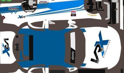 VRX Xfinity Camaro
