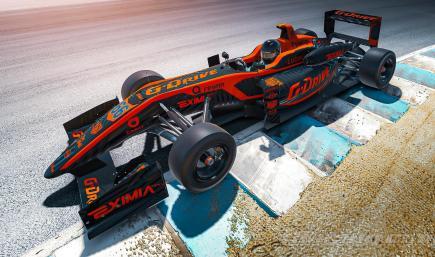 G-Drive Racing Eximia - THE ORANGE ONE