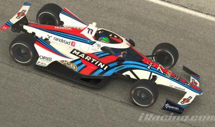 Martini Indycar