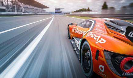 G-Drive Racing Eximia