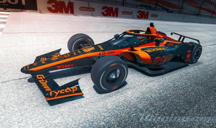 G-Drive Racing INDYCAR