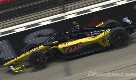 Glad Indycar