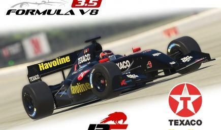 Texaco Formula Renault 3 5 2020 v3 Black