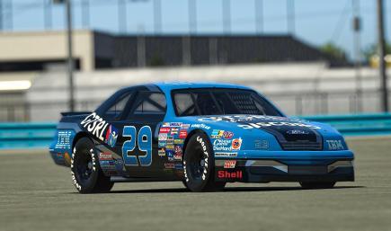 GTSRL 1987 NASCAR Ford Thunderbird