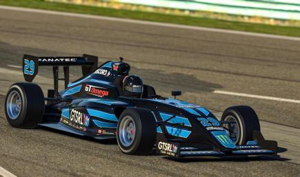 GTSRL Indy Pro 2000 PM-18