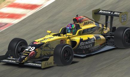 Jordan 198 - Indy Pro 2000