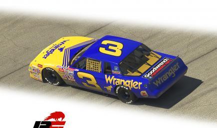 Wrangler Chevrolet Monte Carlo 1987 v2B NN