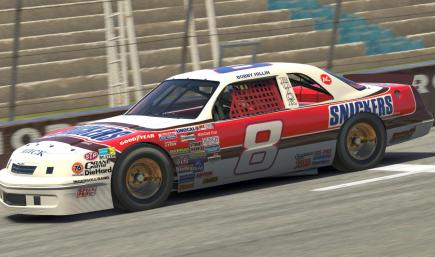 Bobby Hillin Snickers Buick