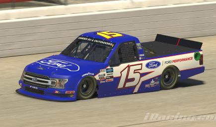 2020 Tanner Gray Ford F-150