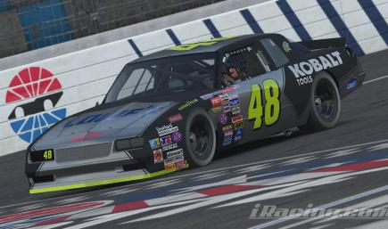 1987 Jimmie Johnson Kobalt Tools Chevrolet Monte Carlo