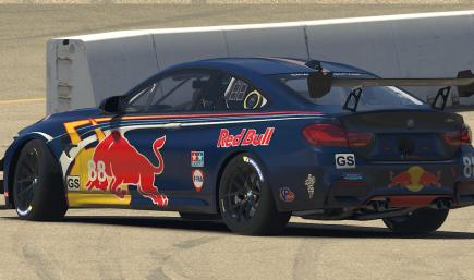 Red Bull BMW GT4