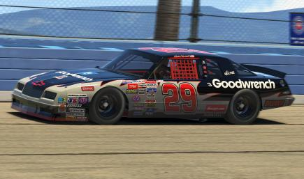 Kevin Harvick 1987 Goodwrench