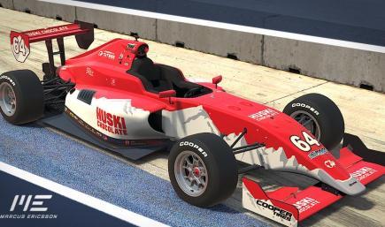 Huski Chocolate Chip Ganassi Racing - Indy Pro PM-18