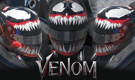 Venom II Marvel Helmet