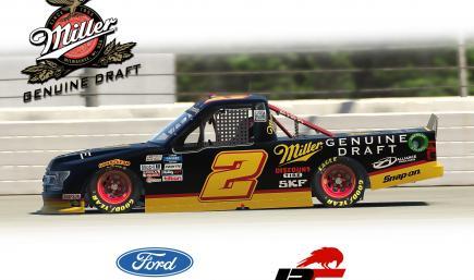 Miller Genuine Draft Ford F150 2020 v1B