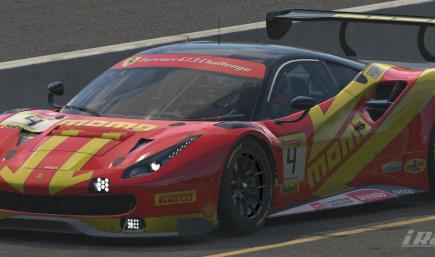 Ferrari 488 GT3 MOMO